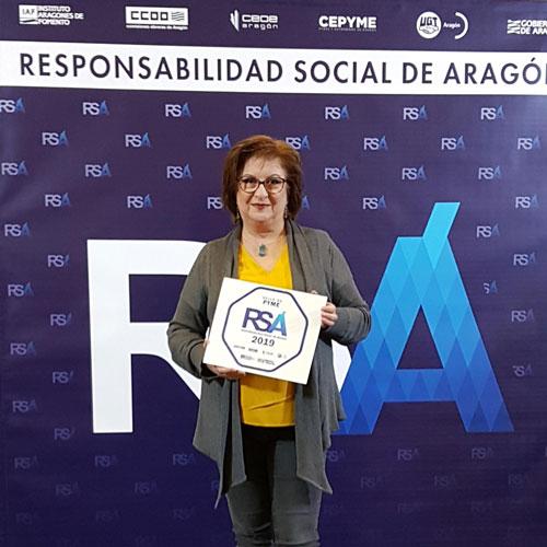 Pagola ha obtenido el sello RSA