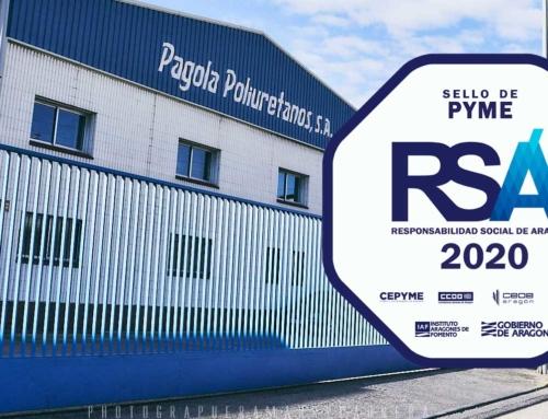 Recibimos el sello RSA 2020